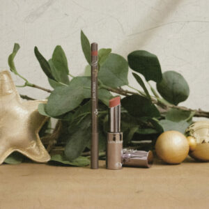 Cadeauset / Lipstick passioned + lippencil naked