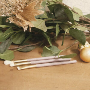 Cadeauset / Oogpenselen: blender brush + eye flat + brow/liner